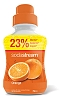 Sodastream sirup Orange + 33% mehr
